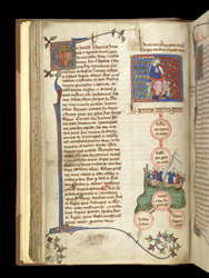 Law Codes of Henry I, in a Legal Compilation